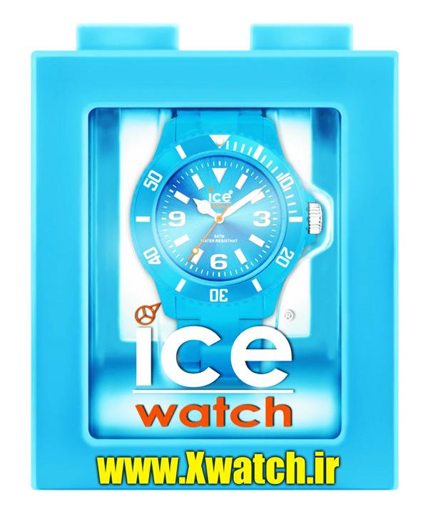 ساعت ICE WATCH فیروزه ای