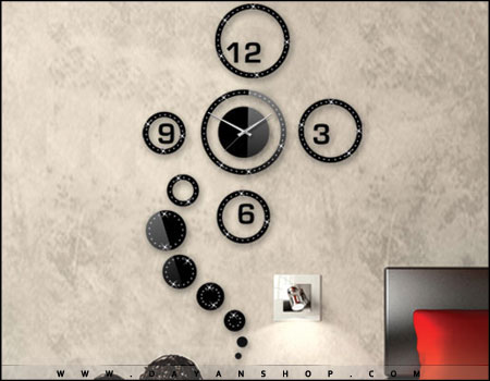 خرید ساعت دیواری زیبا