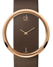 ساعت مچی CK قهوه ای