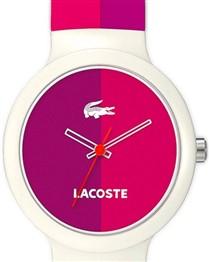 ساعت مچی لاگوست دو رنگ